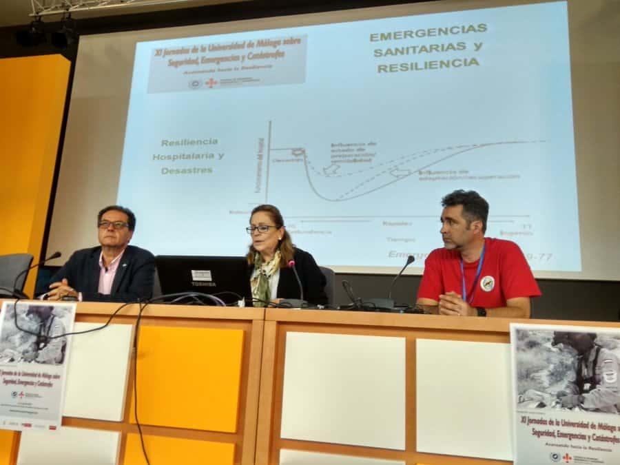 Emergencias Sanitarias y Resiliencia. Los Equipos USAR internacionales.